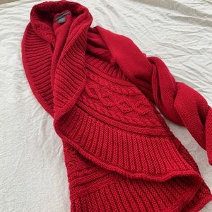 Grace Elements Cable Knit Cardigan